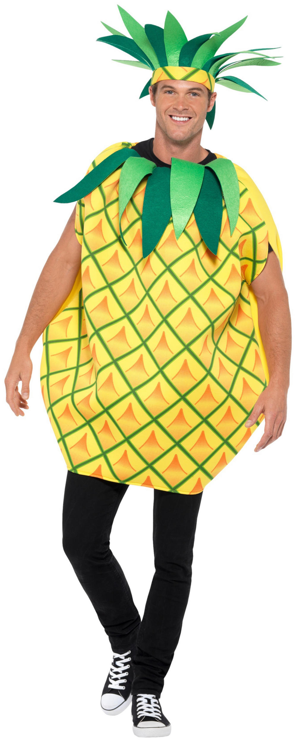 Pineapple Tabard Adults Costume