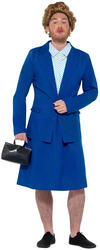Iron Lady Prime Minister Mens Costume