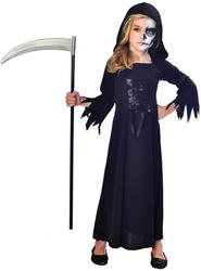Grim Reaper Girls Costume