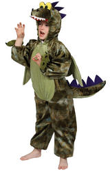 Kids Dragon Dinosaur Costume