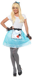 Wonderland Ladies Costume Kit