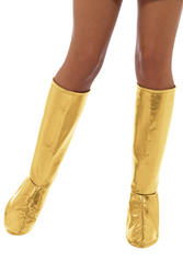 GoGo Boot Covers Gold