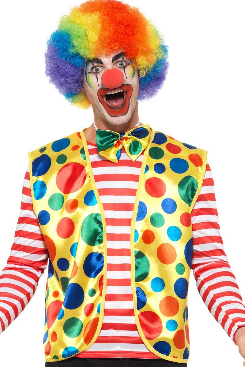 Clown Kit Clown Accessories Mega Fancy Dress