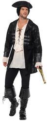 Buccaneer Pirate Jacket Mens Costume Accessory