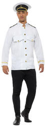 Captain Jacket Mens Costume Accessory