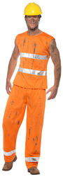 Miner Mens Costume