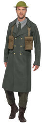 WW2 British Officer Mens Costume