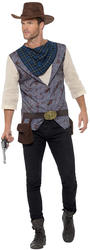 Rugged Cowboy Mens Costume