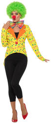 Colourful Clown Tailcoat Jacket