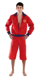 Lifeguard Costume