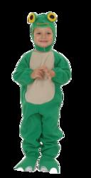 Kids Toddler Frog Costume