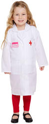 Doctor Girl Toddlers Costume