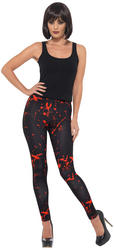Black Horror Ladies Leggings