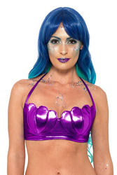 Mermaid Shell Bikini Bra Top