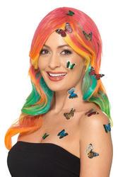 Butterfly 3D Sticker Set