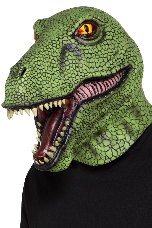 dinosaur latex adults mask