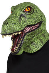 Dinosaur Latex Adults Mask