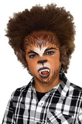 Werewolf Make Up Kids Kit
