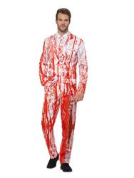 Blood Drip Suit Mens Costume
