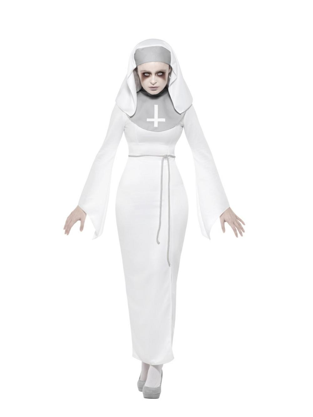 Haunted Asylum Nun Ladies Costume