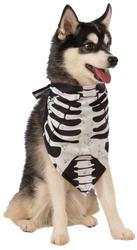 Skeleton Bandana Dog Accessory