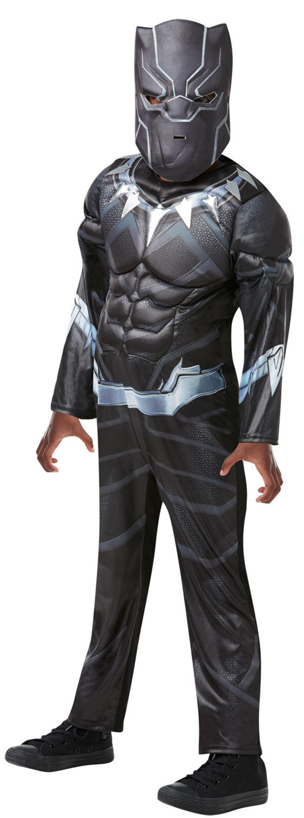 deluxe-Black Panther Boys Costume