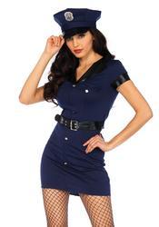 Arresting Officer Ladies Costume