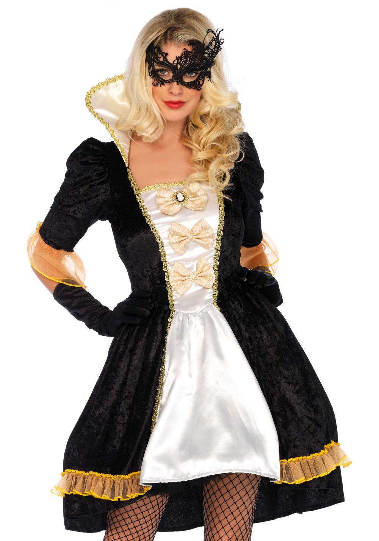 Masquerade Marie Antoinette Ladies Costume