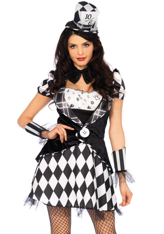 Marvelous Mad Hatter Ladies Costume