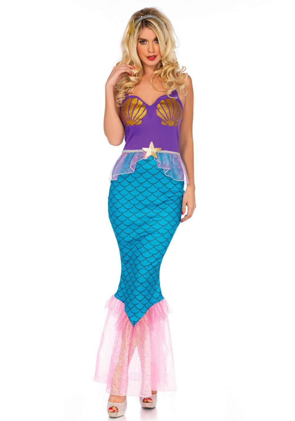 Mermaid Darling Ladies Costume