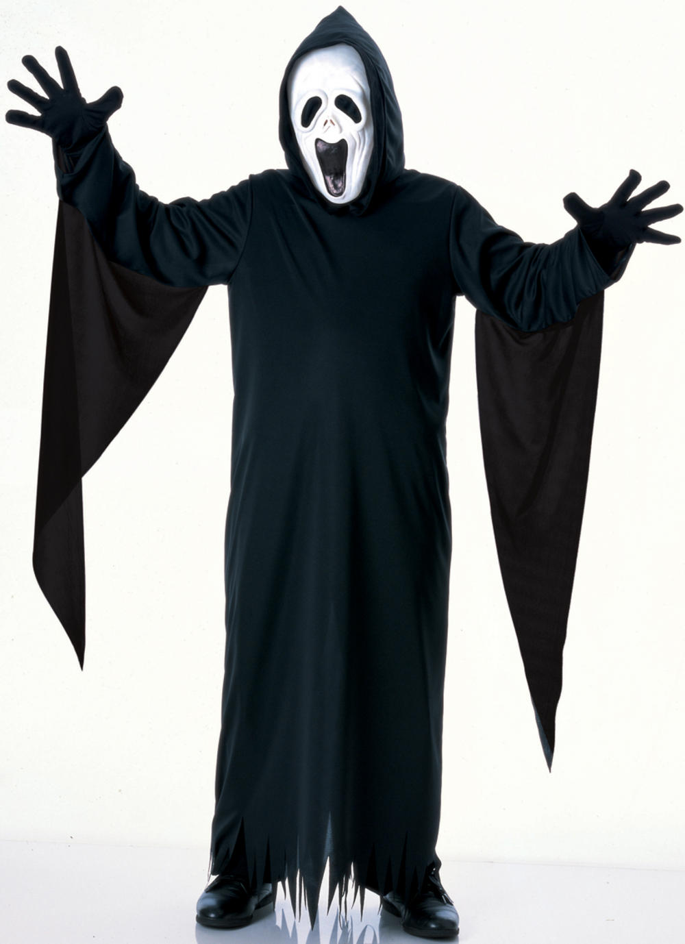 kids howling ghost halloween costume
