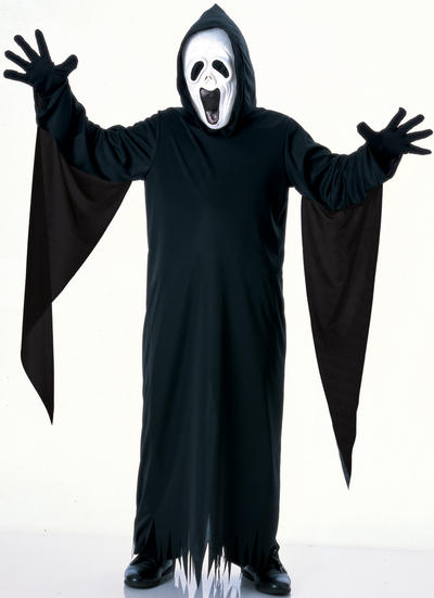 Kids Howling Ghost Halloween Costume