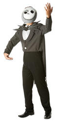 Jack Skellington The Nightmare Before Christmas Halloween Costume