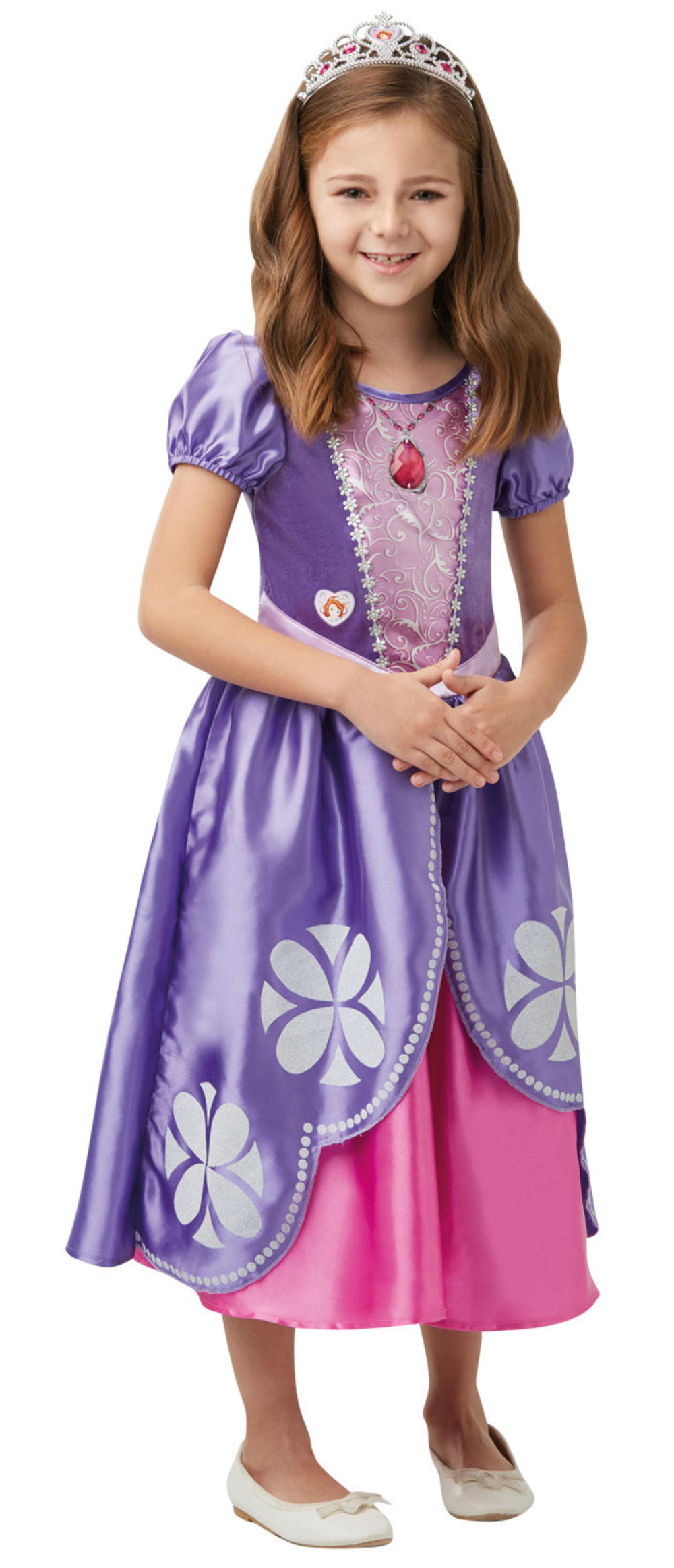 Deluxe Sofia the First Girls Costume