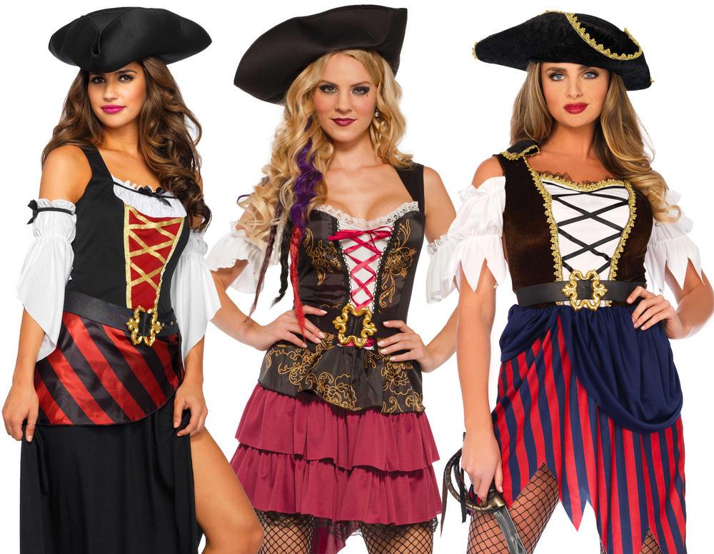 Pretty Pirate Leg Avenue Costume