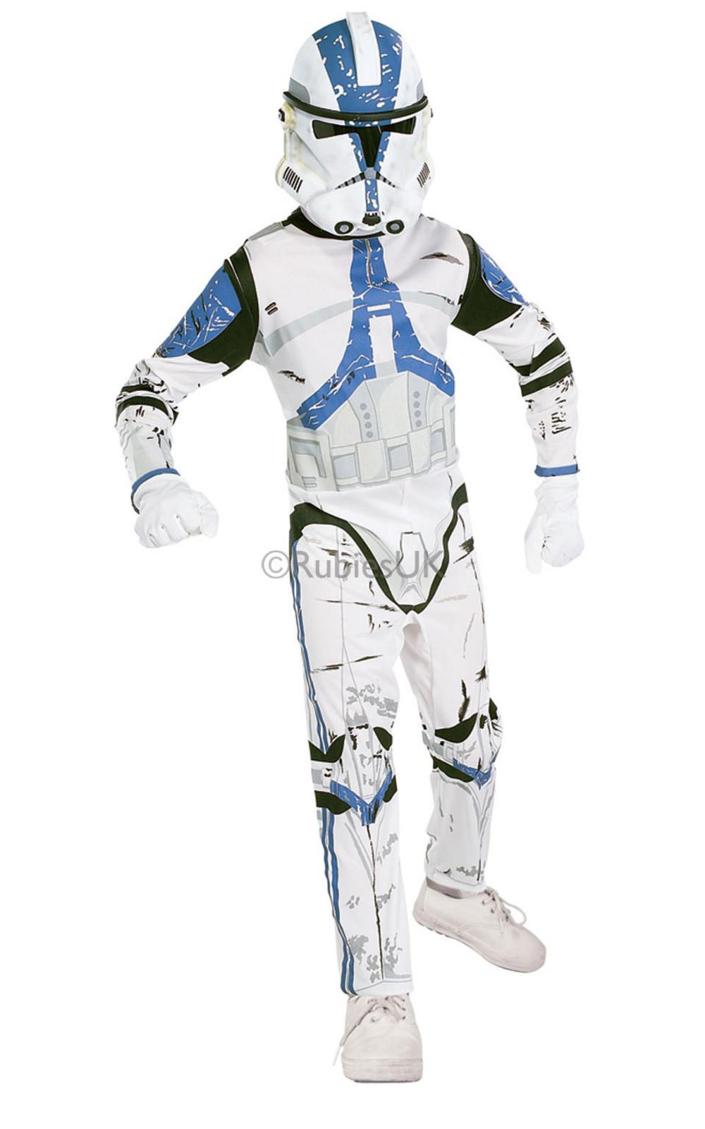 Boys Star Wars Clone Trooper Costume