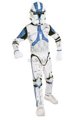 Boy's Star Wars Clone Trooper Costume