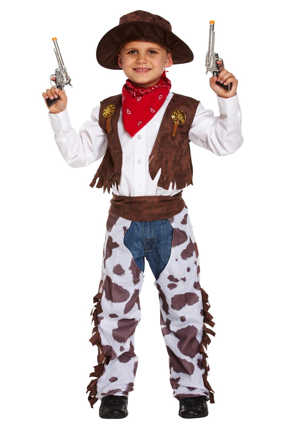 Cowboy Childs Costume