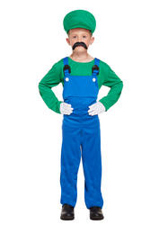 Super Workman Childs Costume