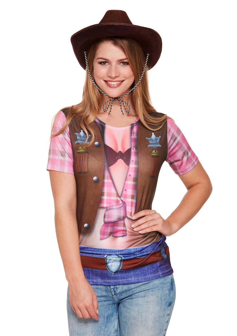 Cowgirl Ladies Shirt