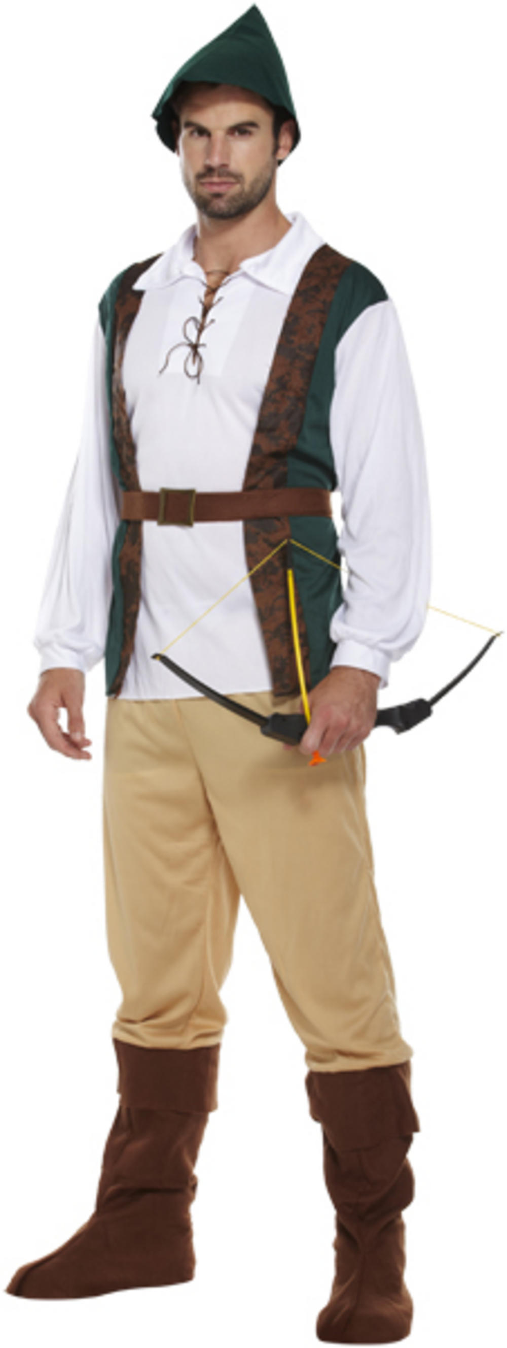 Hunter Mens Costume