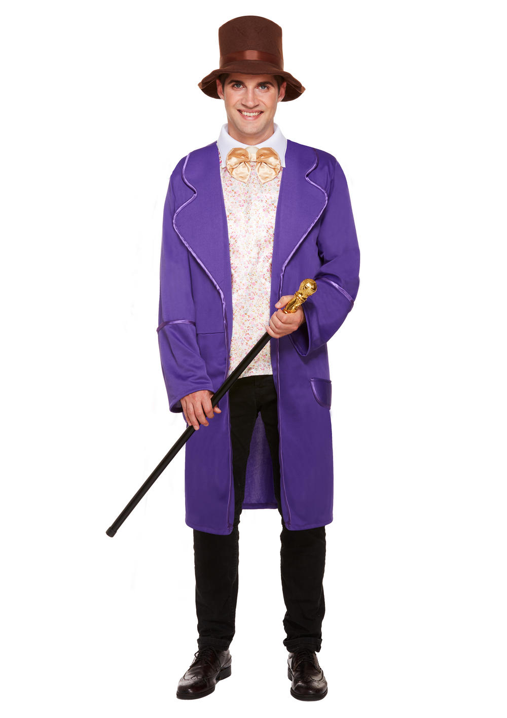 Chocolate Factory Mens Costume