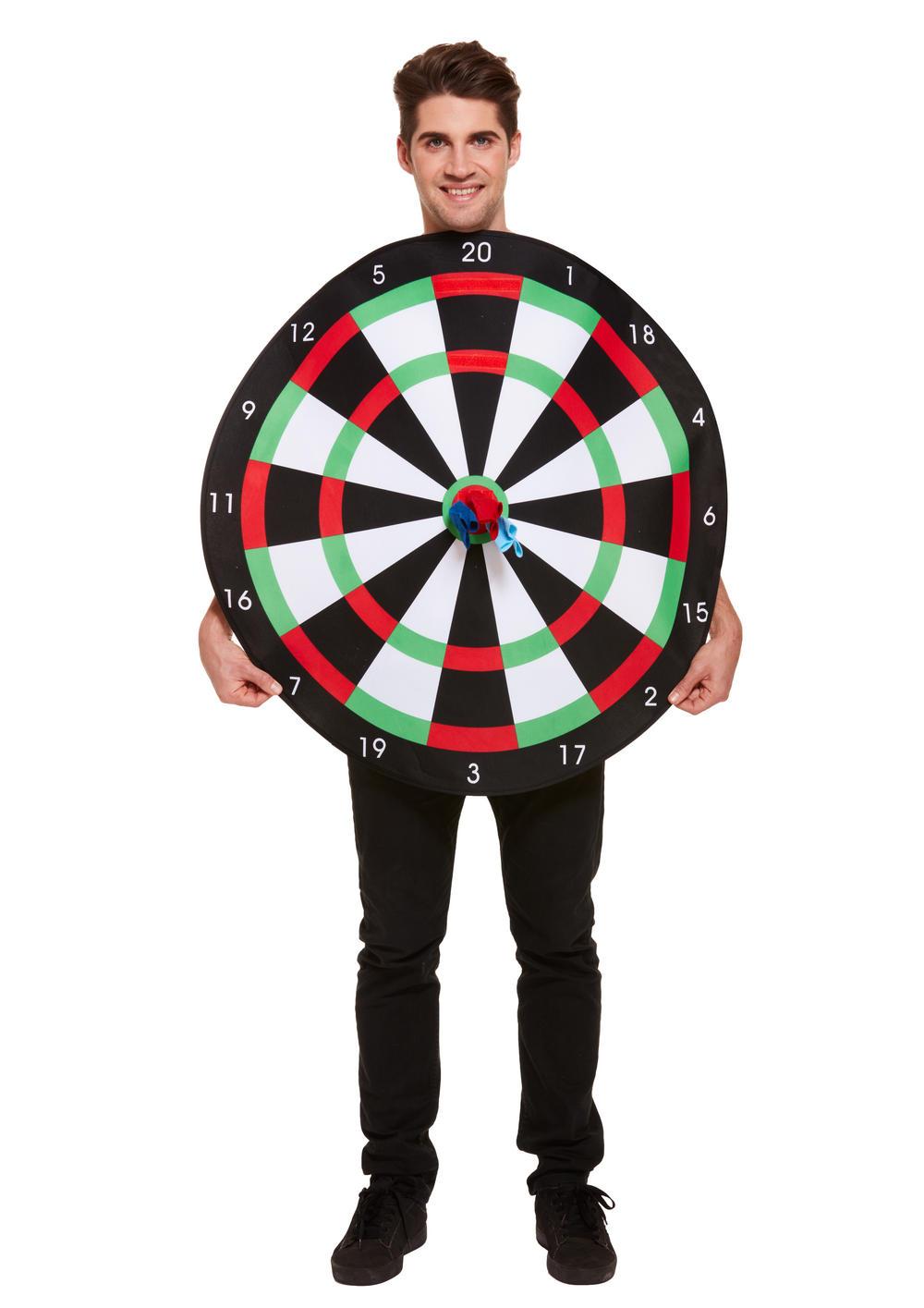Adults Dartboard Costume