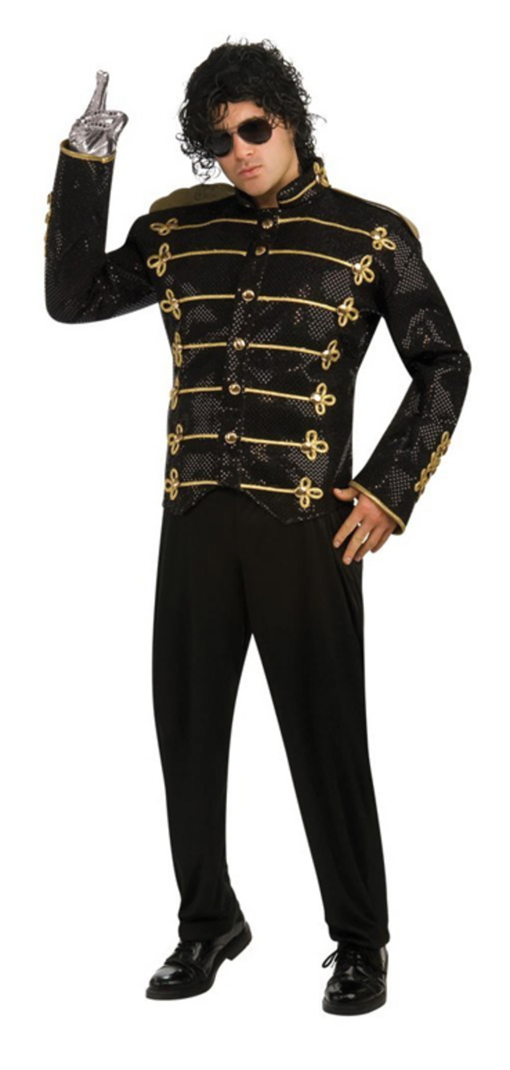 Michael Jackson Military Jacket
