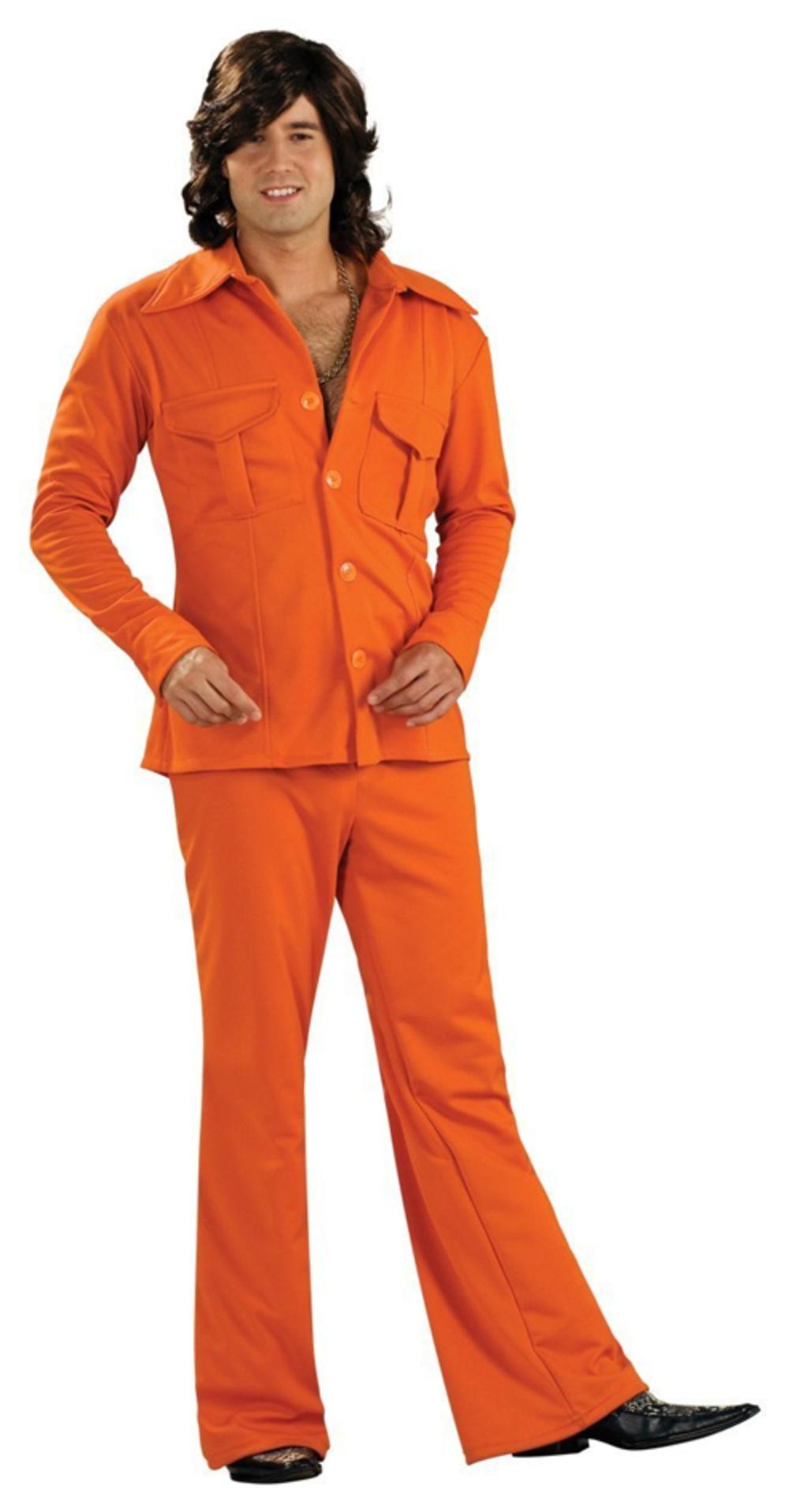 Deluxe Mens Leisure Suit