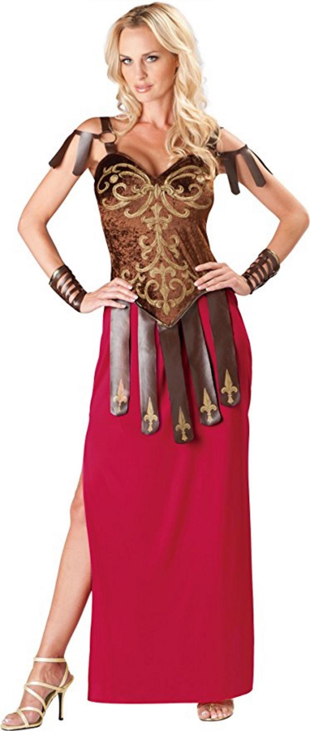 Ladies Gladiator Costume