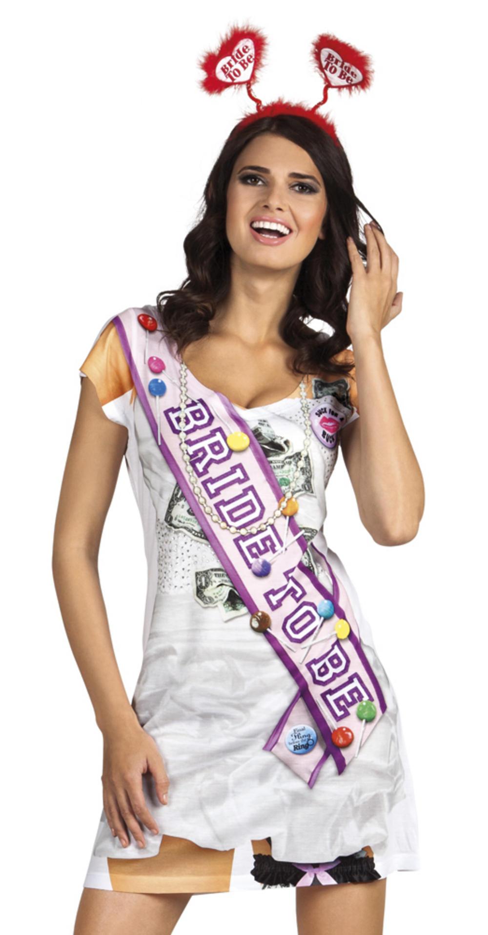 Photorealistic Bachelorette Dress