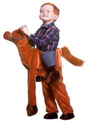 Deluxe Ride On Horse Costume