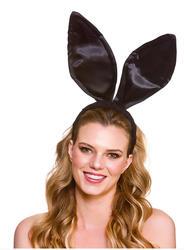Adult Satin Bunny Ears