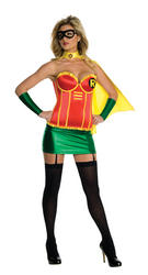 Deluxe Sexy Robin Costume